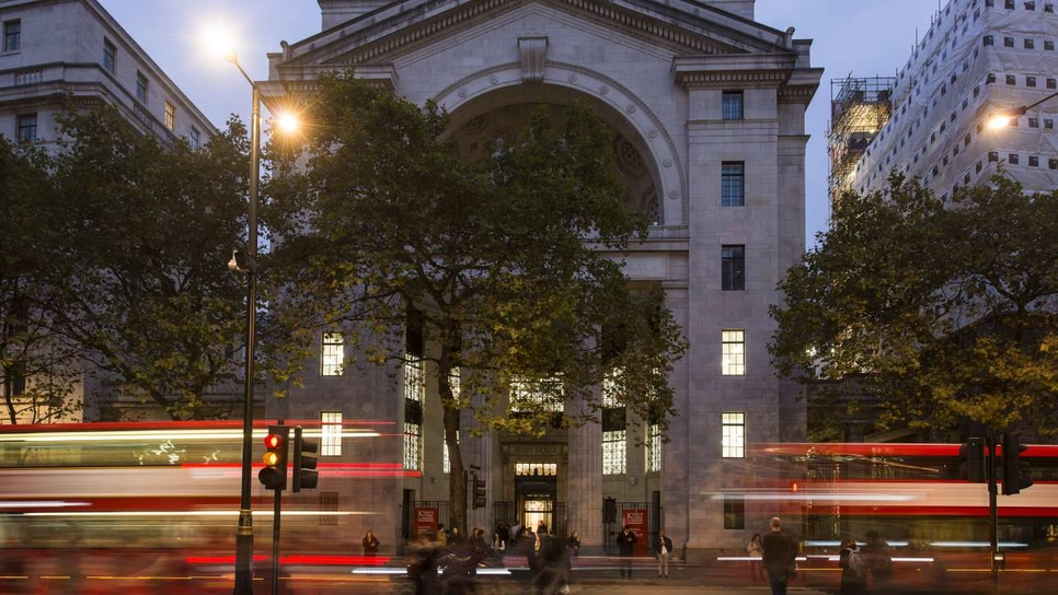 King's College London and Fidic will launch the course.